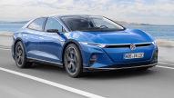 So könnte VWs neue E-Limo aussehen