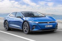 Projekt Trinity: So könnte VWs neue Elektro-Limousine aussehen