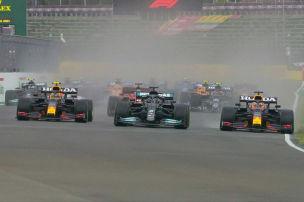 Hamilton-Rekordfahrt trotz Niederlage