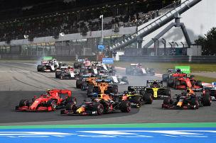 Formel 1 2021 doch wieder in Deutschland?