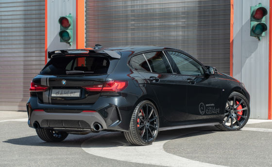 Dähler BMW 128tii