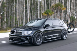 Tuning-Tiguan f�r Mountainbiker