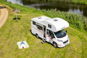 Sunlight A 60: Wohnmobil-Test
