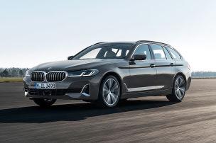 BMW 540d Touring f�r 489 Euro leasen