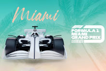 Formel 1: Miami 2022