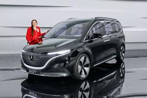 Mercedes EQT (2021)