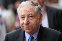 Formel 1: FIA-Präsident, Todt