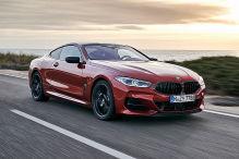 BMW 8er M850i !! SPERRFRIST 25. Oktober 201800:01 Uhr !!