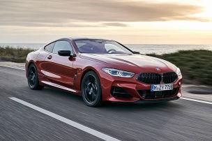 BMW M850i ohne Anzahlung leasen