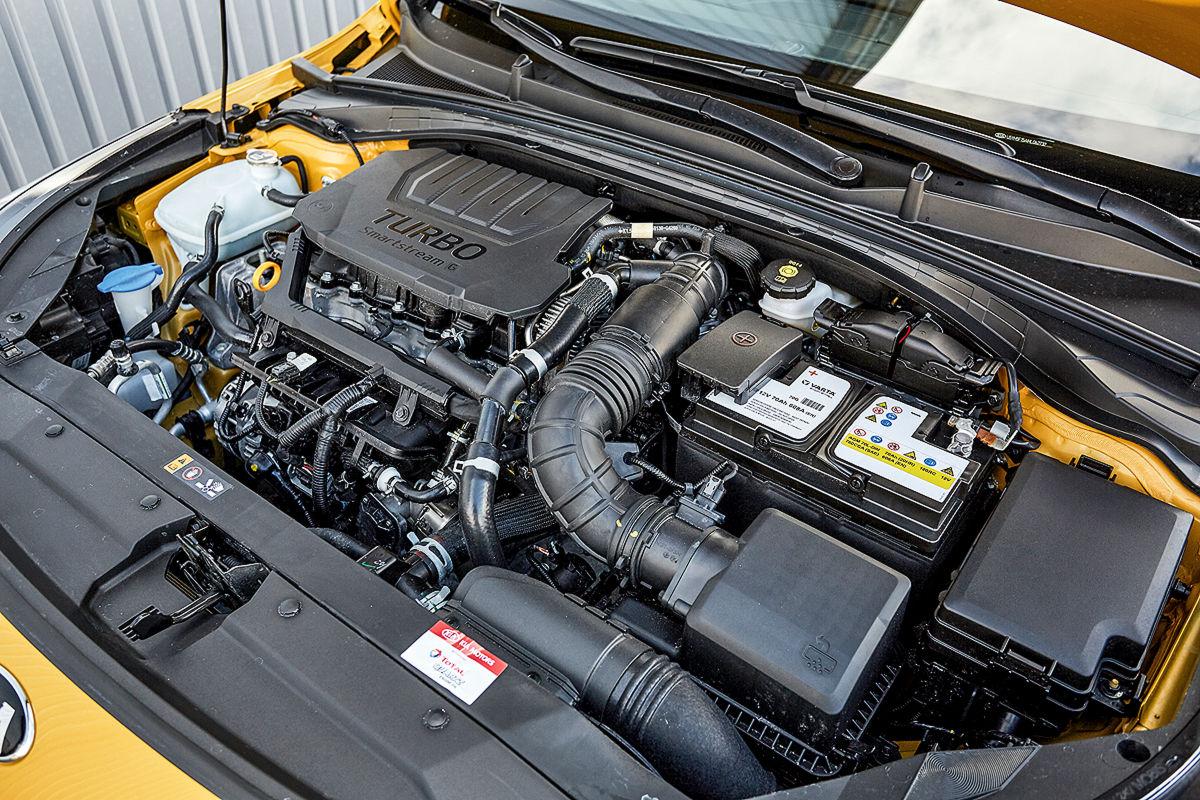 Kia XCeed 1.5 T-GDI