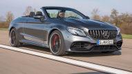 Mercedes-AMG C 63 Cabrio: Leasing
