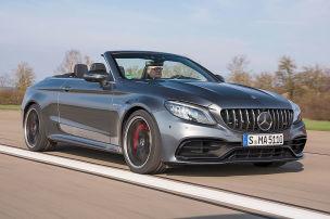 Mercedes-AMG C 63 Cabrio privat leasen