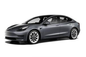 Tesla Model 3: Leasing