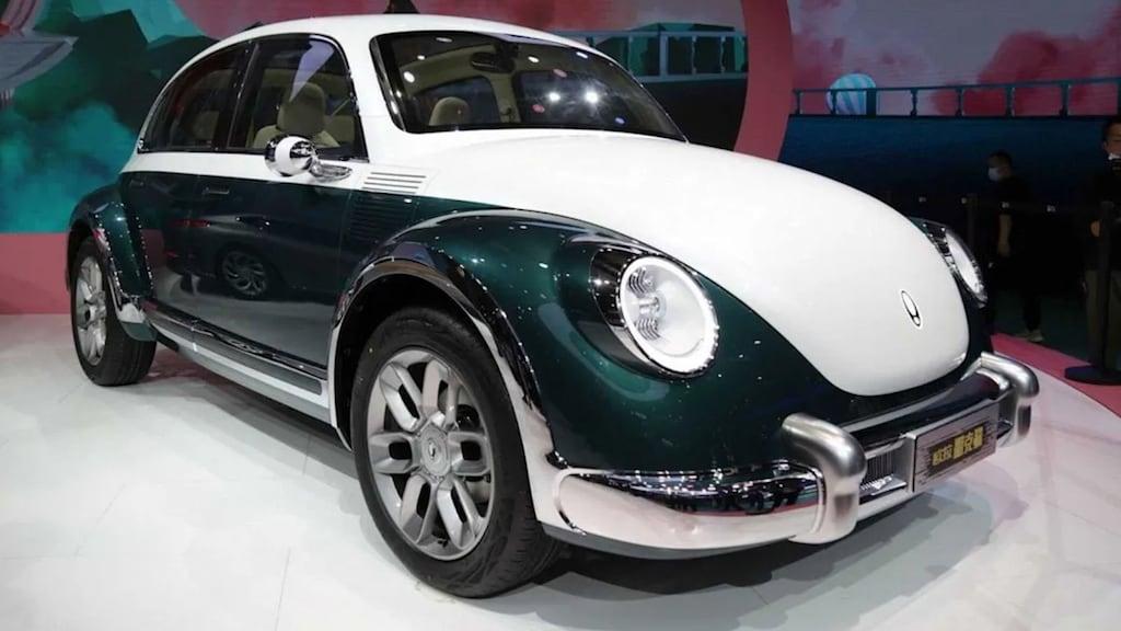 Wie China den VW Käfer kopiert