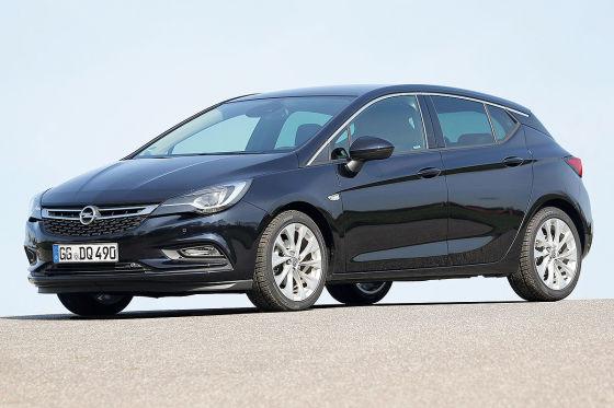Opel Astra 1.0 EcoTec Turbo
