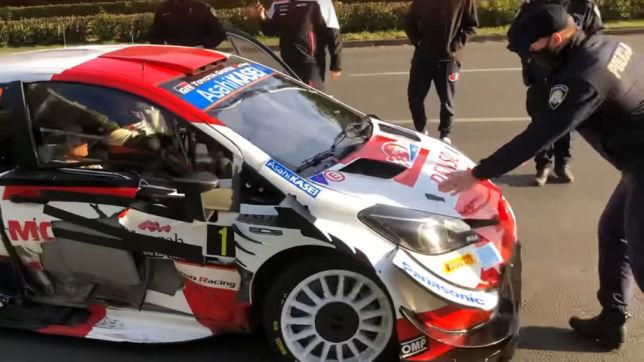 Rallye-WM: Ogier siegt