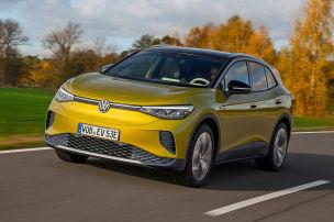 VW ID.4 Pure (2021): Leasing