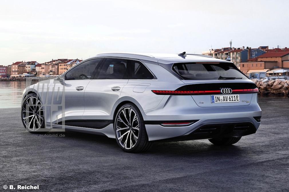 Audi A6 e-tron Avant
