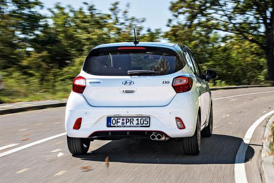 Hyundai i10 N Line 1.0 T-GDI