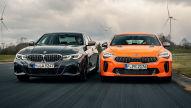 BMW 3er gegen Kia Stinger: Test