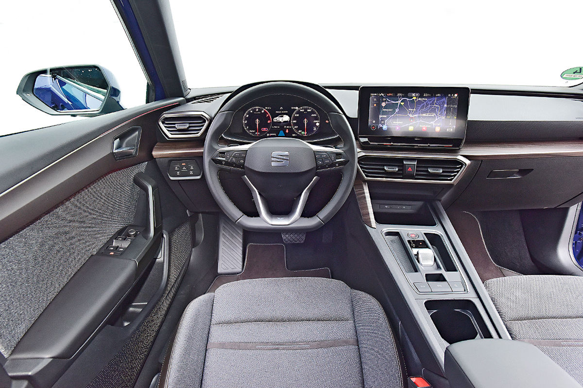 Seat Leon Sportstourer 1.5 TSI