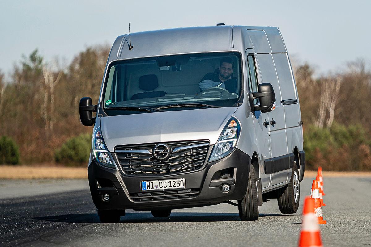 Opel Movano Cargo