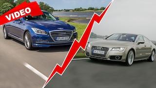Gebrauchtwagen-Battle: Luxusautos bis 30.000 Euro