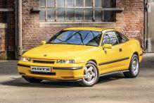 Dieser Opel Calibra ist eigentlich ein Lotus Omega