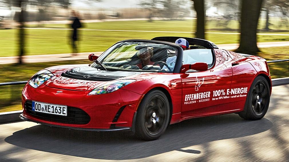 Tesla Roadster 2.0 (2009)