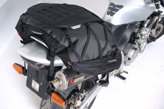 Motorrad Zubehör -  Pro Cargobag Hecktasche    SW Motech