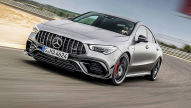 Mercedes-AMG CLA 45 S: Leasing