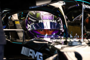 Formel 1: Hamilton, Mercedes, 2022