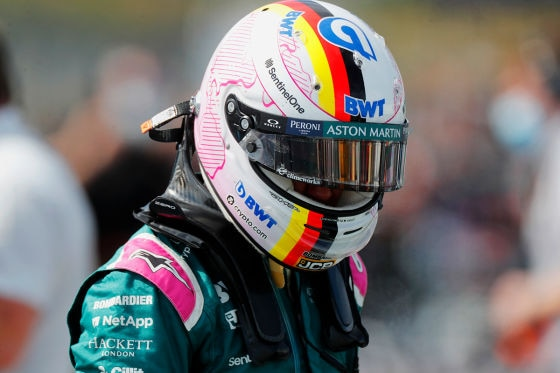 Ausgerechnet Alonso macht Vettel Mut