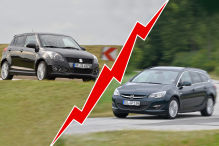 Gebrauchtwagen-Battle: Opel Astra vs. Suzuki Swift Sport