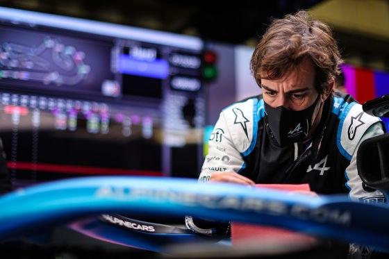 Alonso verrät größte Schwäche 2021