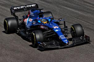 Alonso verr�t gr��te Schw�che 2021