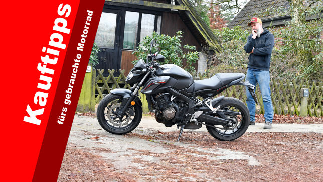 Motorrad gebraucht kaufen