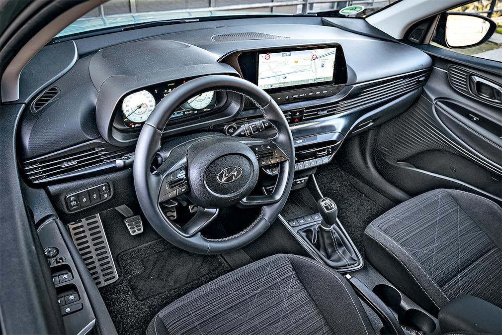 Hyundai Bayon 1.0 T-GDI 48 Volt