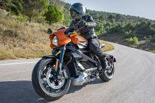 Fünf spannende Elektro-Motorräder