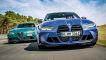 Alfa Romeo Giulia Quadrifoglio      BMW M3 Competition