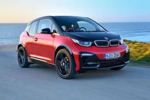 BMW i3 (2021): Leasing