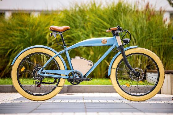 Günstige E-Bikes RAYVOLT CLUBMAN