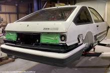 Toyota Corolla AE86 mit Motor vom GR Yaris