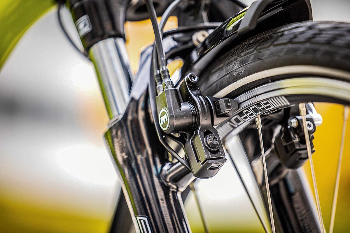 Günstige E-Bikes BBF LYON