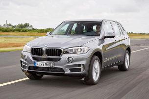 Gro�e BMW-SUVs mit einer Schwachstelle