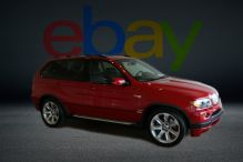 eBay BMW X5