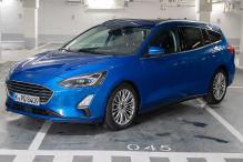"""Der Ford Focus im AUTO BILD-""""Garagen-Check"""""""