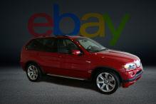 15 Jahre alter BMW X5 4.8is im Neuzustand zu verkaufen