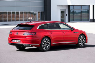 VW Arteon Shooting Brake: Leasing