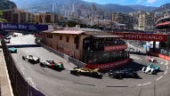 Formel E: Monaco